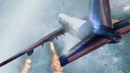 Episode special Fear The Walking Dead avion